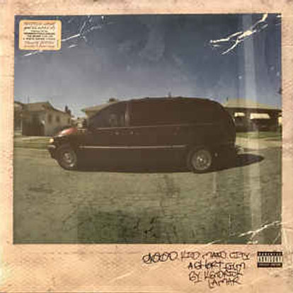 Kendrick Lamar 'Good Kid Maad City'