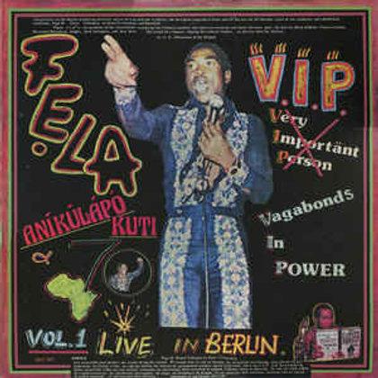 Fela Kuti 'VIP'