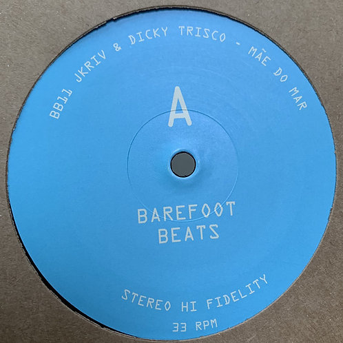 Jkriv & Dicky Trisco (Barefoot Beats 011)