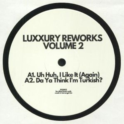 Luxxury Reworks Vol. 2 (Exxpensive Sounding Music)