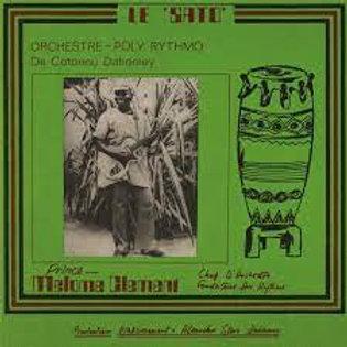 Orchestre Poly-Rythmo De Cotonou Dahomey 'Le Sato' (Acid Jazz)