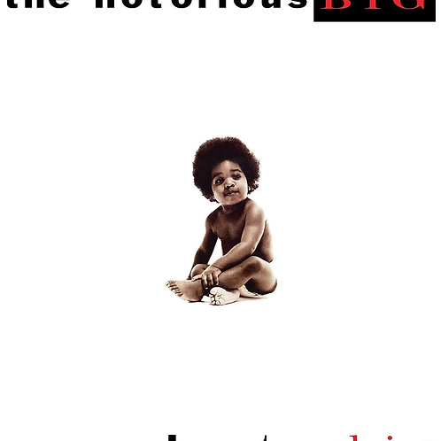 Notorious B.I.G. 'Ready To Die' (Bad Boy)