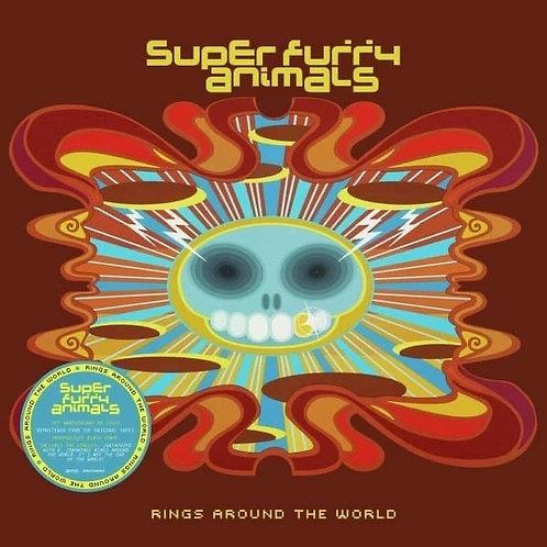 Super Furry Animals 'Rings Around The World' (BMG)