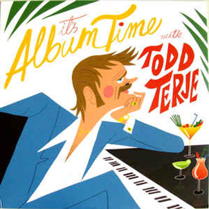 Todd Terje 'It's Album Time'