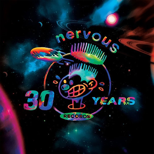 V/A 'Nervous Records 30 Years Part 1' (Nervous Records)