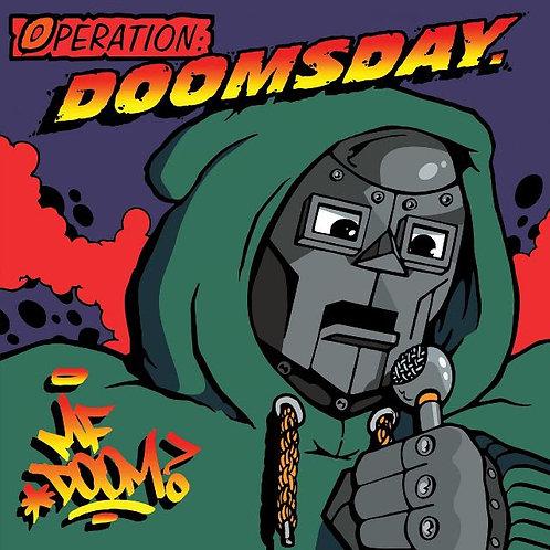 MF Doom 'Operation: Doomsday (Original Cover)' (Metal Face Records)