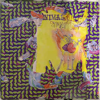 Animal Collective 'Ballet Slippers' (Domino)