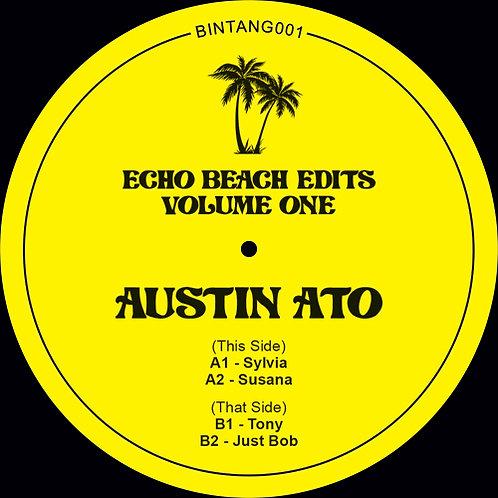 Austin Ato 'Echo Beach Edits 001' (Pantai People)