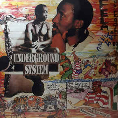 Fela Kuti 'Underground System'