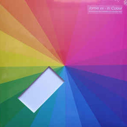 Jamie XX 'In Colour