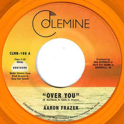 Aaron Frazer 'Over You' (Colemine)
