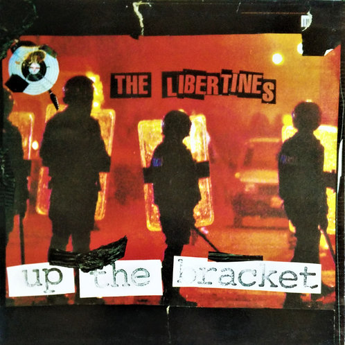 The Libertines 'Up The Bracket' (Rough Trade)