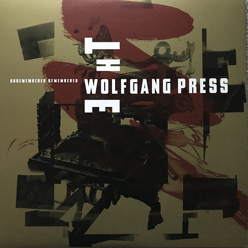 The Wolfgang Press 'Unremembered Remembered' RSD