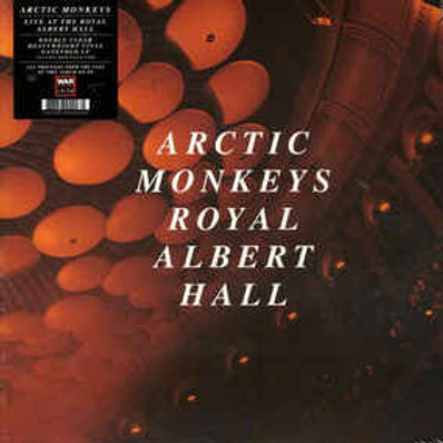 Arctic Monkeys 'Live at Royal Albert Hall'