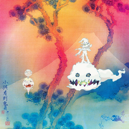Kids See Ghosts  'Kids See Ghosts' (Wicked Awesome)