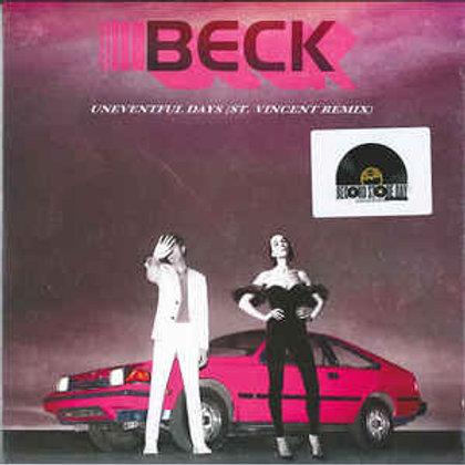 Beck + St. Vincent 'Uneventful Days' RSD