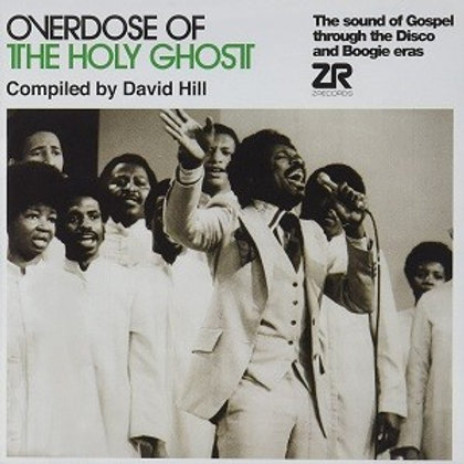 V/A 'Overdose of The Holy Ghost' (Z Records)
