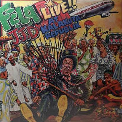 Fela Kuti 'JJD'