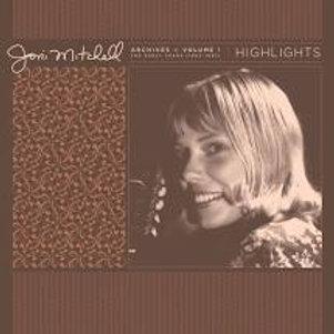 Joni Mitchell 'Joni Mitchell Archives Vol. 1' (Rhino)