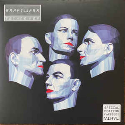 Kraftwerk 'Techno Pop'