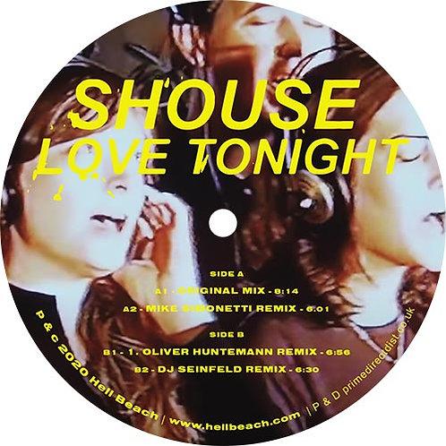 Shouse 'Love Tonight' (Hell Beach)