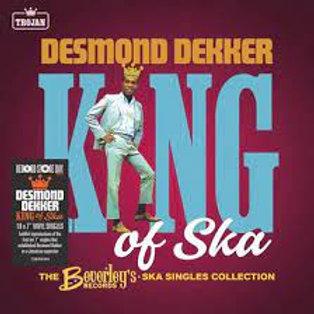 Desmond Dekker 'King of Ska' (Trojan)