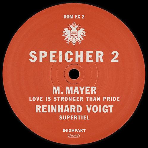 Michael Mayer / Reinhard Voigt 'Speicher 2' (Kompakt)