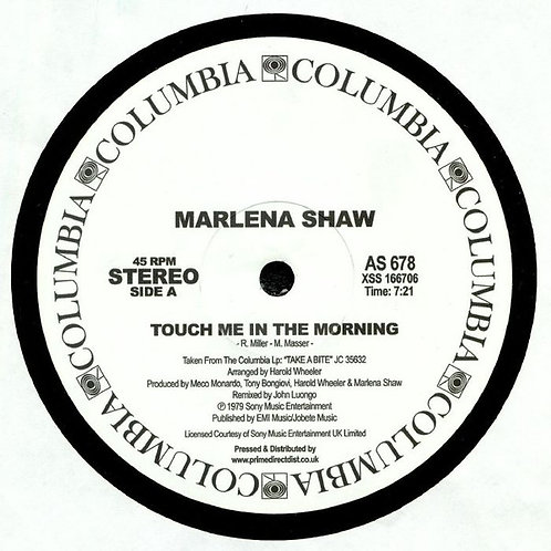 Marlena Shaw 'Touch Me In The Morning' (Columbia)