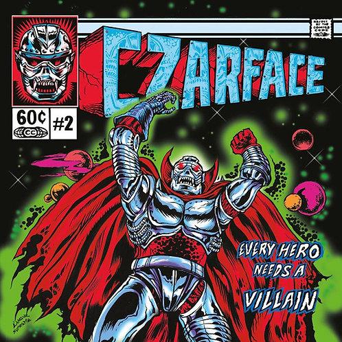 Czarface 'Every Hero Needs a Villain' (Brick Records)