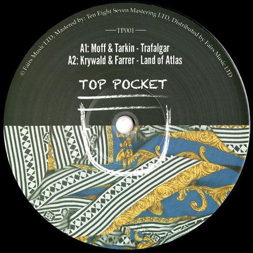 V/A 'Top Pocket 001' (Top Pocket)
