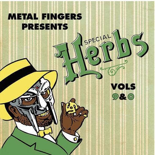 MF Doom 'Special Herbs Volumes 9 & 0 (Nature Sounds)