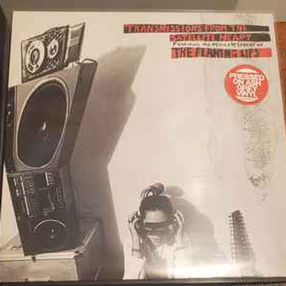 The Flaming Lips – Transmissions From The Satellite Heart