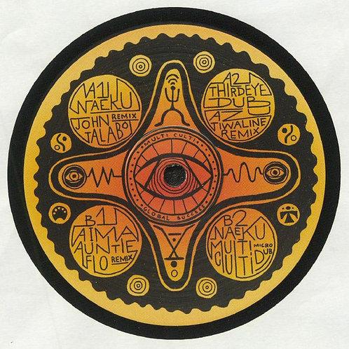 Nicola Cruz 'Hybridism Remixes' (Multi Culti)