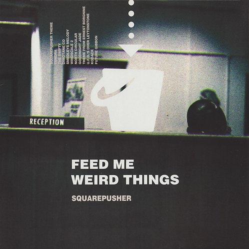 Squarepusher 'Feed Me Weird Things' (Warp)