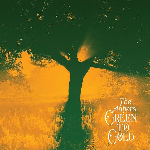 The Antlers 'Green To Gold' (Transgressive)