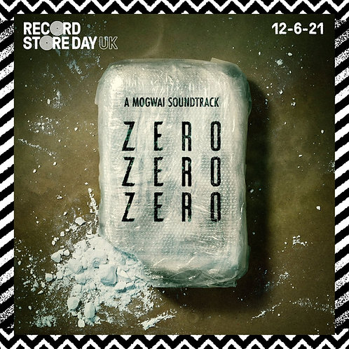Mogwai 'Zerozerozero' (Rock Action)