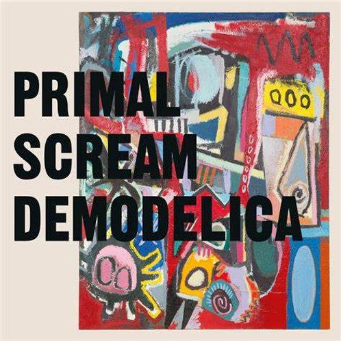 Primal Scream 'Demodelica' (Sony)