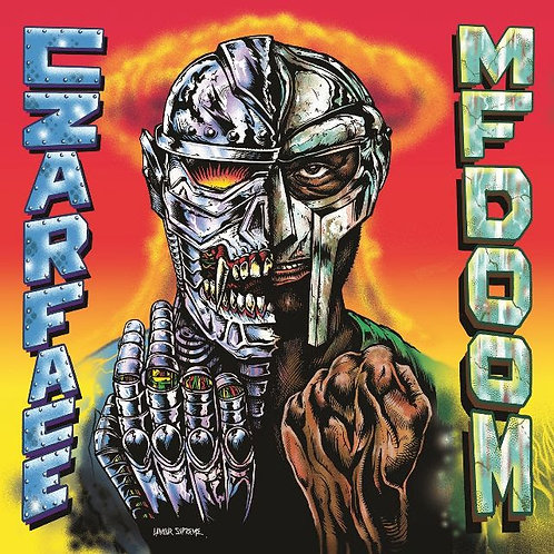 Czarface & MF Doom 'Czarface Meets Metal Face' (Silver Age)