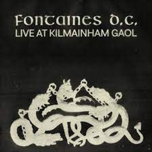 Fontaines D.C. 'Live at Kilmainham Gaol' (Partisan)