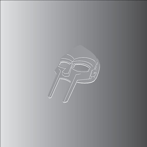 MF Doom  'Operation: Doomsday (Silver Sleeve 2012 Version)' (Metal Face Records)