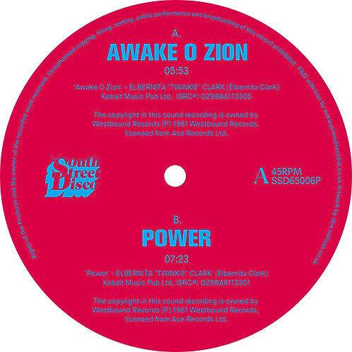Elbernita Twinkie 'Awake O Zion Power' (South Street)