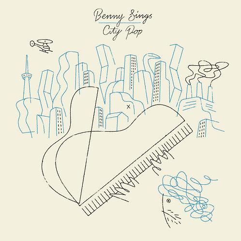 Benny Sings 'City Pop' (Stones Throw)