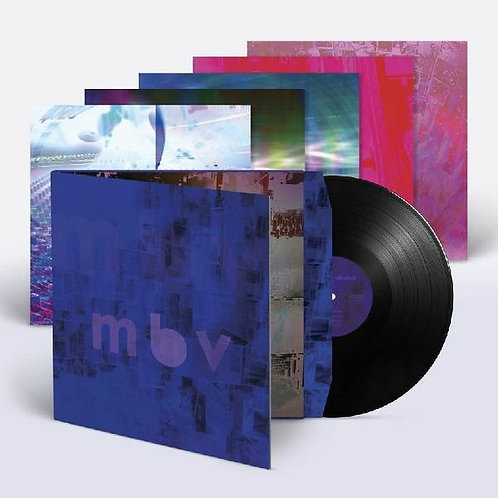 My Bloody Valentine 'MBV Deluxe' (Domino)