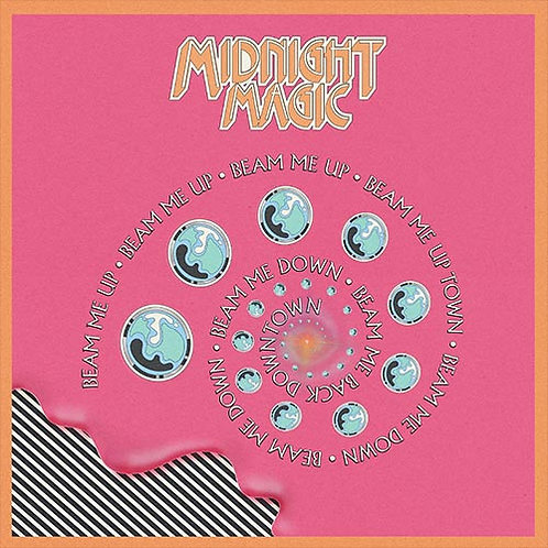 Midnight Magic 'Beam Me Up Remixed' (Razor-n-Tape)