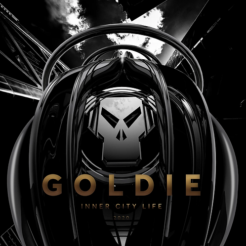 Goldie 'Inner City Life 2020 Remix'