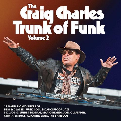 VA 'Craig Charles Trunk of Funk Volume 2' (Soul Bank)