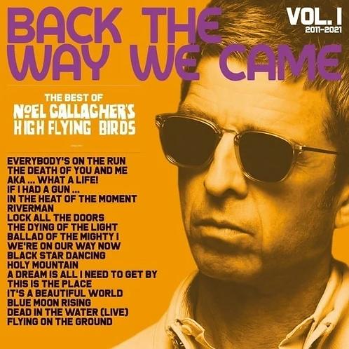 Noel Gallagher 'Back The Way We Came Vol. 1' (Sour Mash)