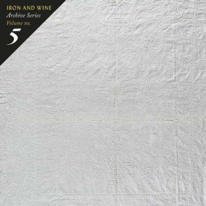Iron & Wine 'Archive Series Volume No. 5: Tallahassee Recordings'