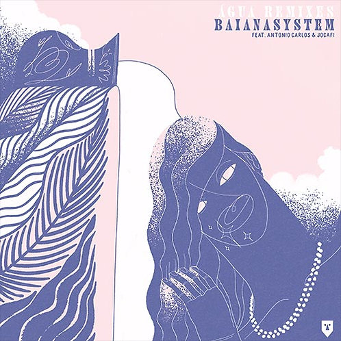 Bainasystem 'Agua Remixes' (Razor N Tape)