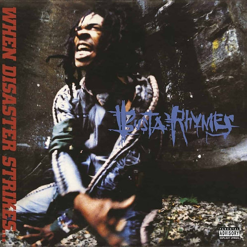 Busta Rhymes 'When Disaster Strikes' (Get On Down)
